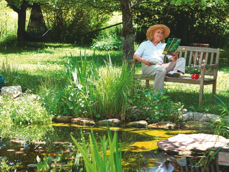 Garten & Teich